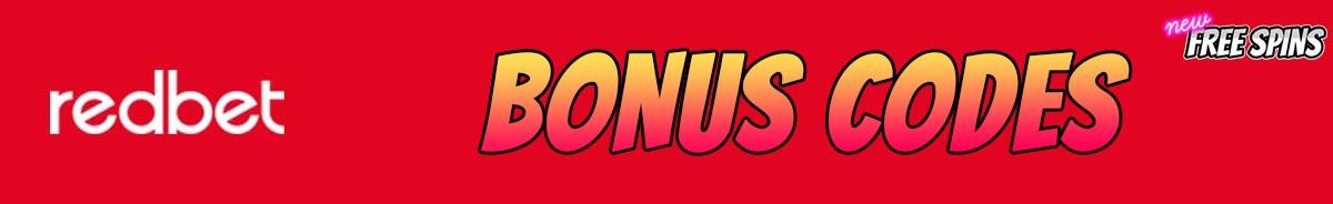 Redbet Casino-bonus-codes