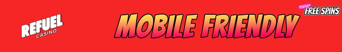 Refuel Casino-mobile-friendly