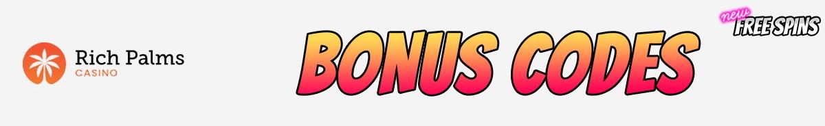 Rich Palms-bonus-codes