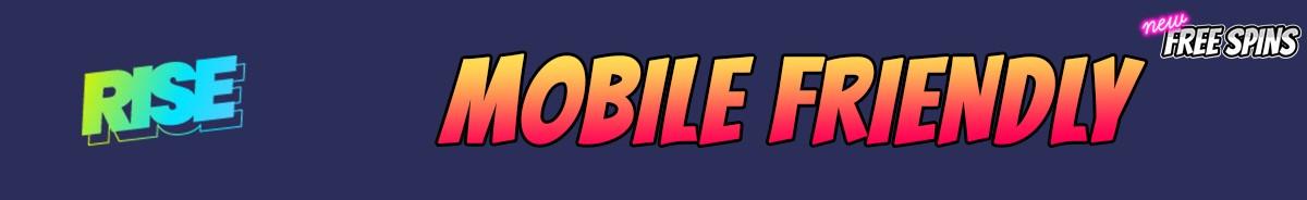 Rise Casino-mobile-friendly
