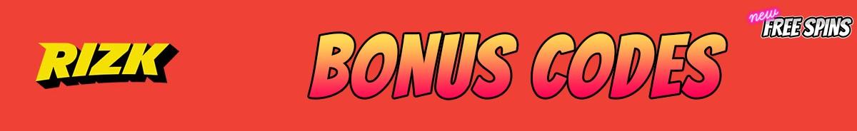 Rizk Casino-bonus-codes