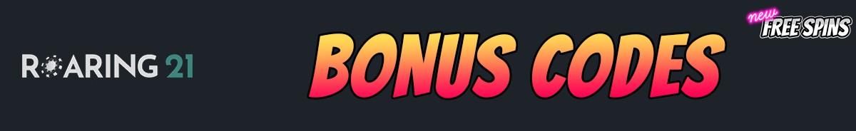 Roaring21 Casino-bonus-codes
