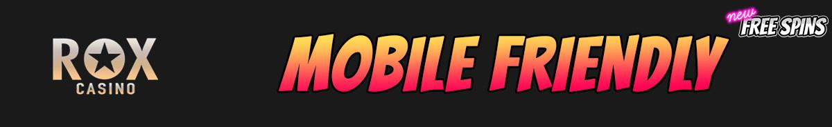Rox Casino-mobile-friendly