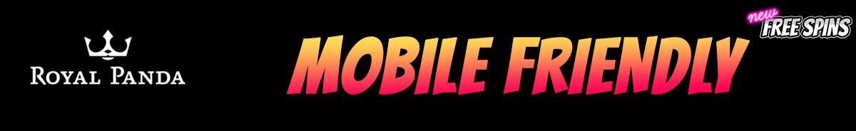 Royal Panda Casino-mobile-friendly