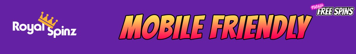 Royal Spinz Casino-mobile-friendly