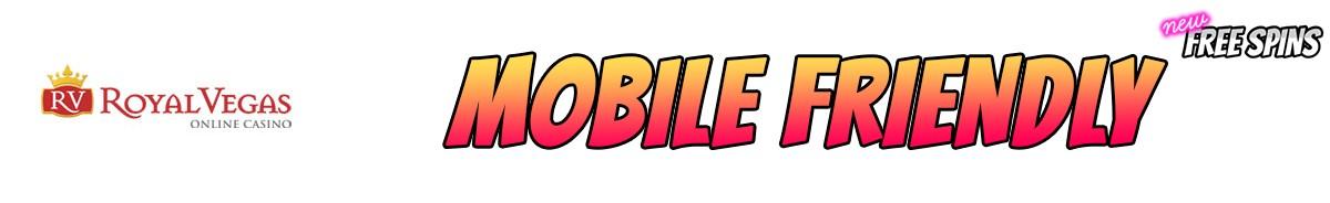 Royal Vegas Casino-mobile-friendly