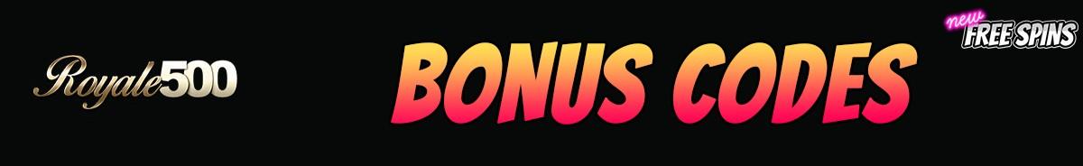 Royale 500 Casino-bonus-codes