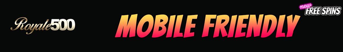 Royale 500 Casino-mobile-friendly