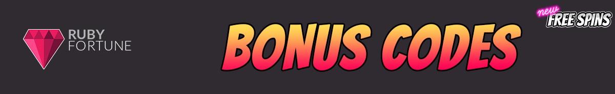 Ruby Fortune Casino-bonus-codes