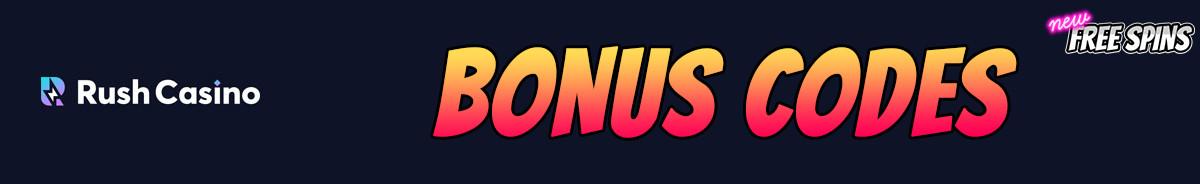 Rush Casino-bonus-codes