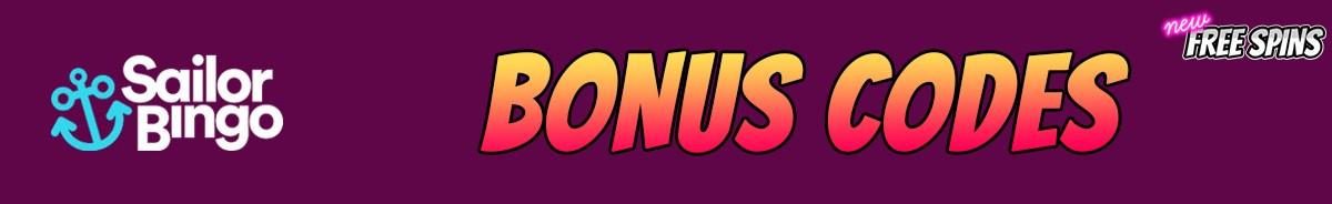 Sailor Bingo Casino-bonus-codes