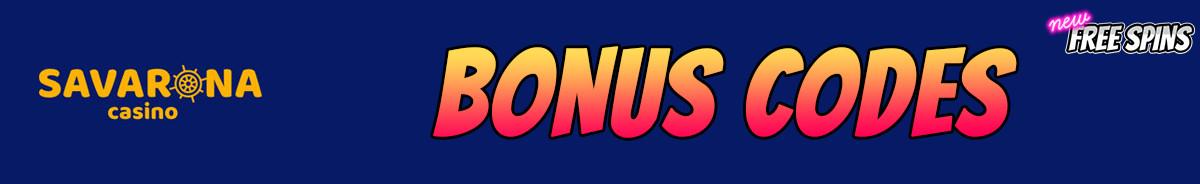 Savarona-bonus-codes