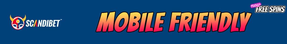 Scandibet Casino-mobile-friendly