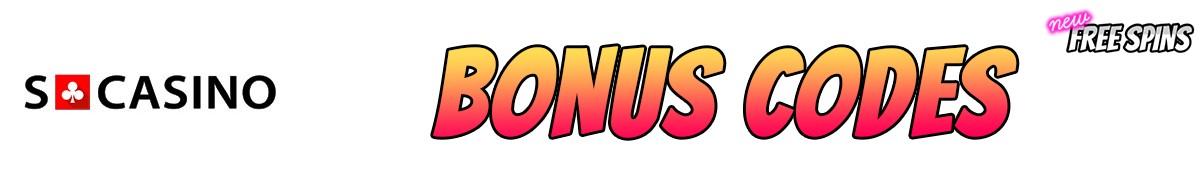 SCasino-bonus-codes