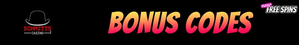 Schmitts Casino-bonus-codes