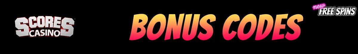 Scores-bonus-codes