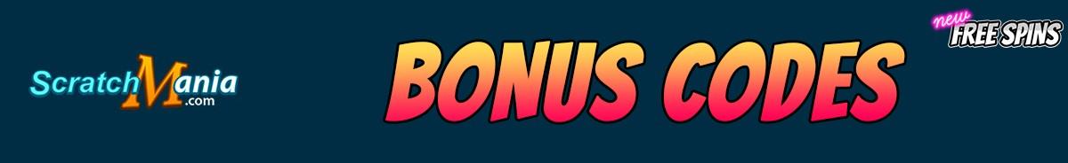 ScratchMania Casino-bonus-codes