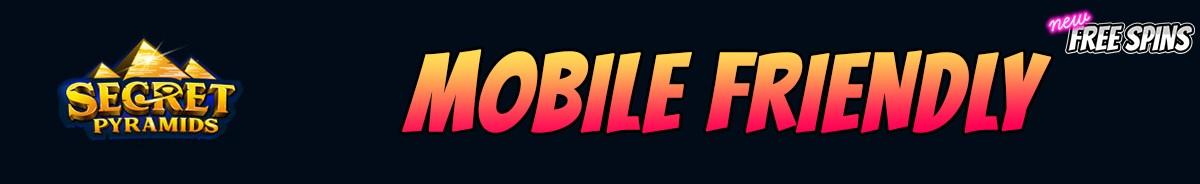 Secret Pyramids Casino-mobile-friendly