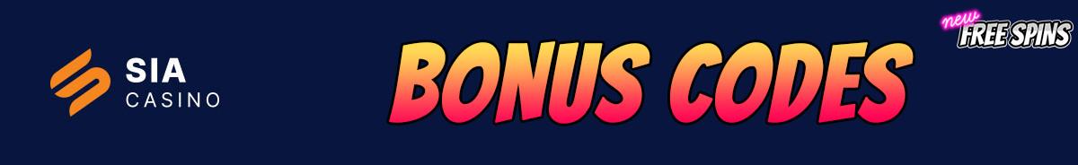 SIA Casino-bonus-codes