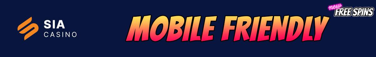 SIA Casino-mobile-friendly