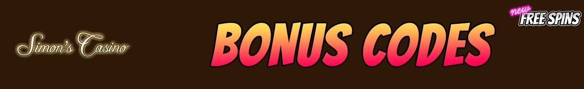 Simons Casino-bonus-codes