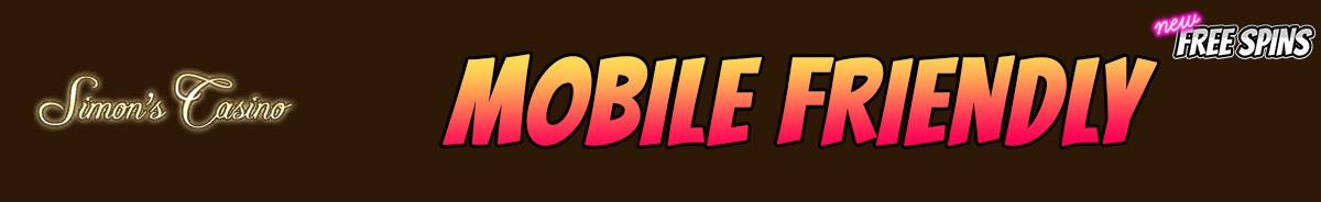 Simons Casino-mobile-friendly