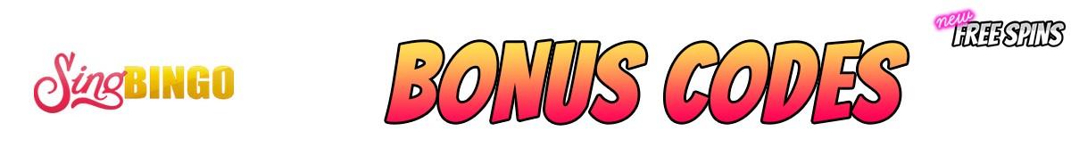Sing Bingo-bonus-codes