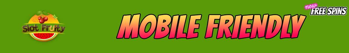Slot Fruity Casino-mobile-friendly