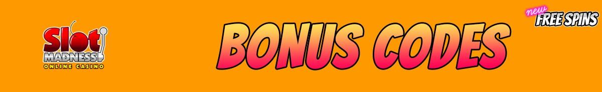 Slot Madness-bonus-codes