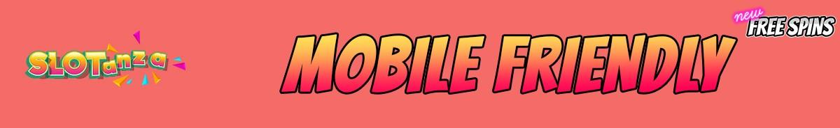 Slotanza-mobile-friendly