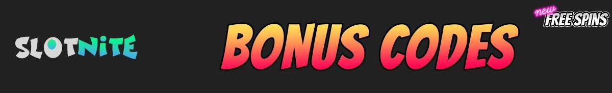Slotnite-bonus-codes