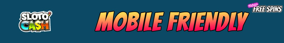 Sloto Cash Casino-mobile-friendly