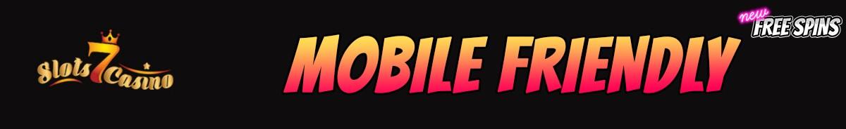 Slots 7 Casino-mobile-friendly