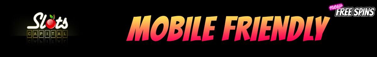 Slots Capital Casino-mobile-friendly