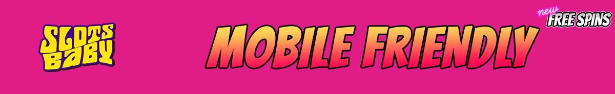 SlotsBaby Casino-mobile-friendly
