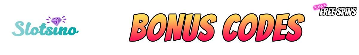 Slotsino Casino-bonus-codes