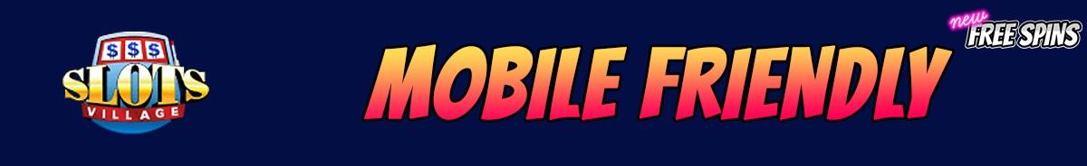 SlotsVillage Casino-mobile-friendly