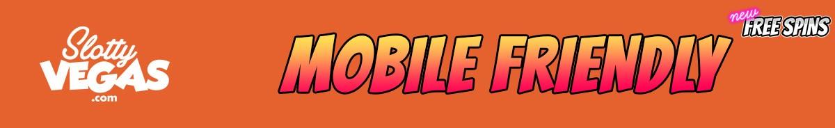 Slotty Vegas Casino-mobile-friendly