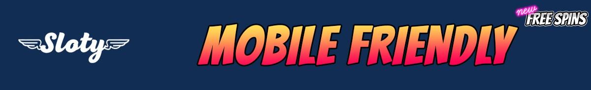 Sloty Casino-mobile-friendly