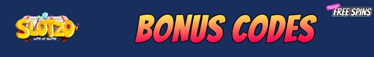 Slotzo Casino-bonus-codes