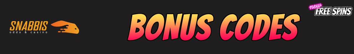 Snabbis-bonus-codes