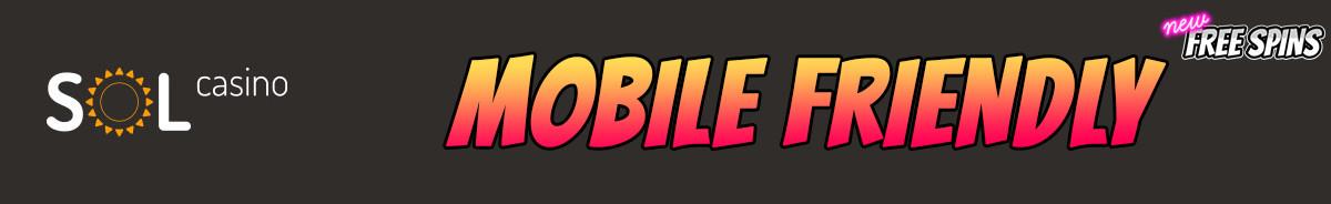 Sol Casino-mobile-friendly