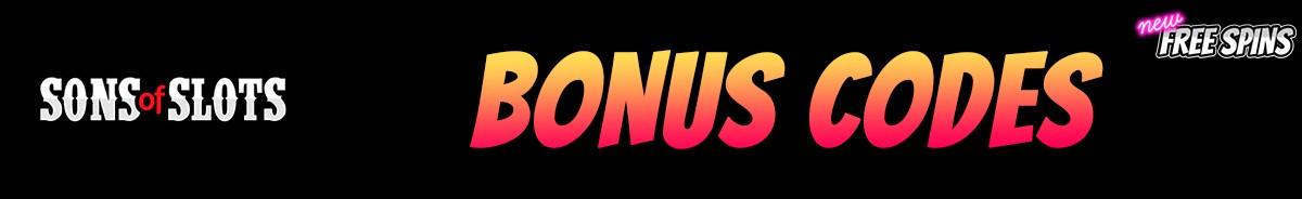 Sons of Slots-bonus-codes