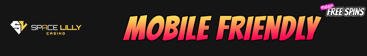 SpaceLilly Casino-mobile-friendly