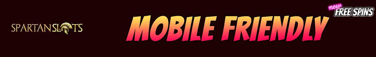 Spartan Slots Casino-mobile-friendly