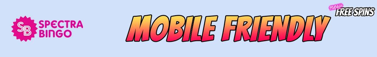 Spectra Bingo-mobile-friendly