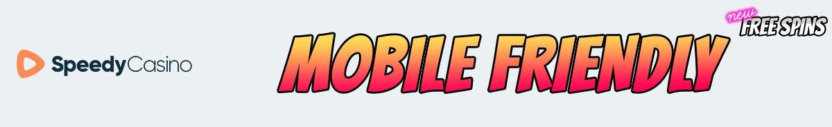 Speedy Casino-mobile-friendly