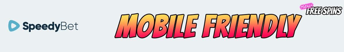 SpeedyBet Casino-mobile-friendly