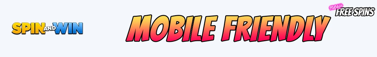 Spin and Win Casino-mobile-friendly