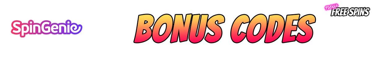 Spin Genie Casino-bonus-codes